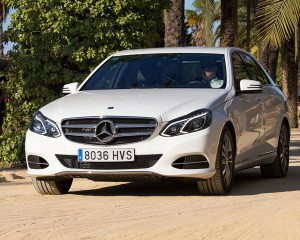 Mercedes Clase E BlueTec Berlina